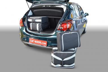 Car-Bags Opel Corsa E Reisetaschen-Set ab 2014 | 2x45l + 2x25l