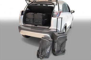 Car-Bags Opel Crossland X Reisetaschen-Set ab 2017 | 3x54l + 3x33l
