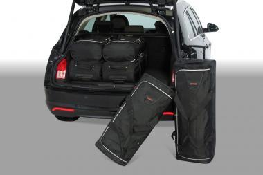 Car-Bags Opel Insignia Reisetaschen-Set A Sports Tourer 2009-2017 | 3x75l + 3x50l