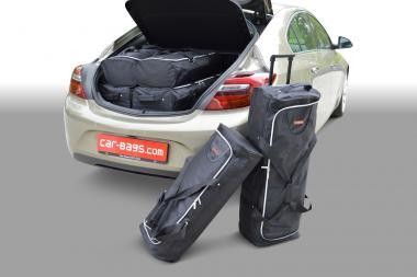 Car-Bags Opel Insignia Reisetaschen-Set A 5T 2008-2017 | 3x75l + 3x50l