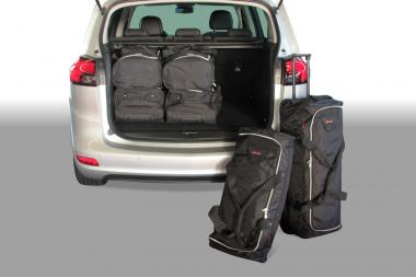 Car-Bags Opel Zafira Reisetaschen-Set C Tourer ab 2011 | 3x83l + 3x54l