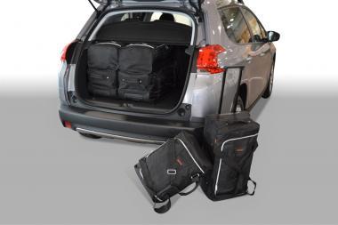 Car-Bags Peugeot 2008 Reisetaschen-Set ab 2014   3x54l + 3x34l