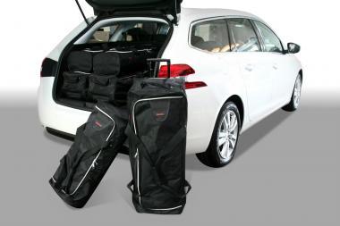 Car-Bags Peugeot 308 Reisetaschen-Set II SW ab 2013 | 3x88l + 3x47l