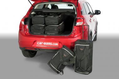 Car-Bags Peugeot 4008 Reisetaschen-Set ab 2012 | 3x60l + 3x32l