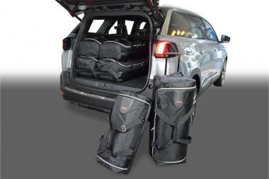 Car-Bags Peugeot 5008 Reisetaschen-Set II ab 2017 | 3x89l + 3x56l