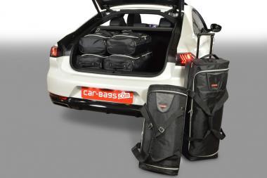 Car-Bags Peugeot 508 Reisetaschen-Set 5d ab 2019- | 3x69l + 3x37l