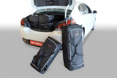 Car-Bags Peugeot 508 Reisetaschen-Set ab 2011 | 3x86l + 3x50l