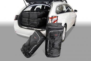 Car-Bags Peugeot 508 Reisetaschen-Set SW ab 2011 | 3x86l + 3x50l