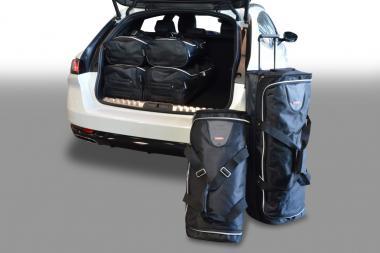 Car-Bags Peugeot 508 Reisetaschen-Set SW II ab 2019 | 3x88l + 3x47l