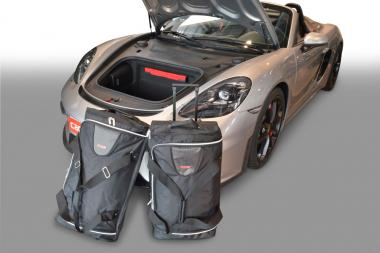 Car-Bags Porsche 718 Spyder Reisetaschen-Set 2019-heute