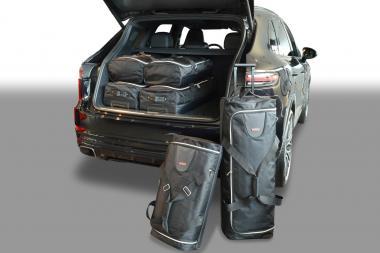 Car-Bags Porsche Cayenne Reisetaschen-Set III (PO536) ab 2017 |