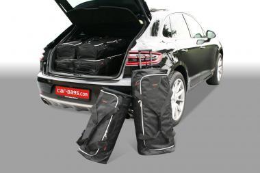Car-Bags Porsche Macan Reisetaschen-Set (95B) ab 2014 | 3x70l + 3x48l