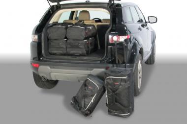 Car-Bags Land Rover Range Rover Evoque Reisetaschen-Set (L538) ab 2011 | 3x54l + 3x34l