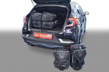 Car-Bags Renault Captur Reisetaschen-Set II ab 2019 | 3x33-56l + 3x25l