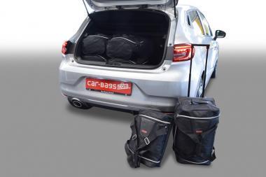 Car-Bags Renault Clio Reisetaschen-Set V ab 2019 | 3x55l + 3x26l