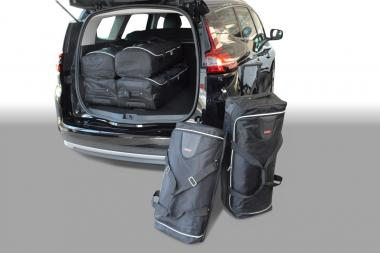 Car-Bags Renault Grand Scénic Reisetaschen-Set IV ab 2016 | 3x86l + 3x50l