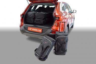 Car-Bags Renault Kadjar Reisetaschen-Set ab 2015 | 3x52l + 3x37l