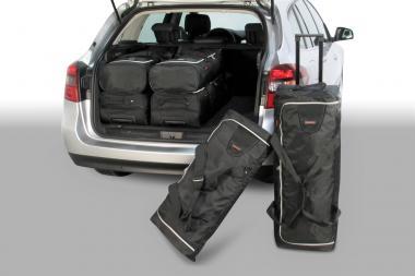 Car-Bags Renault Laguna Reisetaschen-Set III Estate/Grandtour 2007-2015 | 3x75l + 3x50l