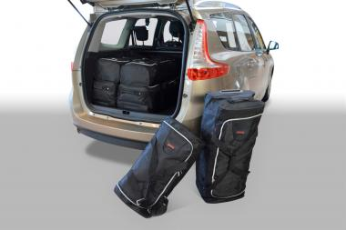 Car-Bags Renault Grand Scénic Reisetaschen-Set III 2009-2016 | 3x86l + 3x50l