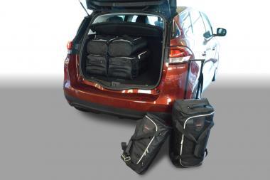 Car-Bags Renault Scénic Reisetaschen-Set IV ab 2016   3x60l + 3x32l
