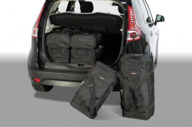 Car-Bags Renault Scénic Reisetaschen-Set III 2009-2016   3x81l + 3x46l