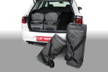 Car-Bags Seat Exeo Reisetaschen-Set ST (3R) ab 2008-2013   3x69l + 3x37l