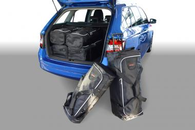 Car-Bags Skoda Fabia Reisetaschen-Set III (NJ) Combi ab 2014 | 3x79l + 3x45l