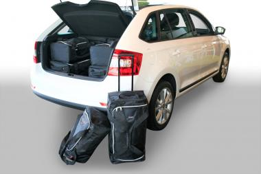 Car-Bags Skoda Rapid Spaceback Reisetaschen-Set (NH1) ab 2013 | 3x62l + 3x35l