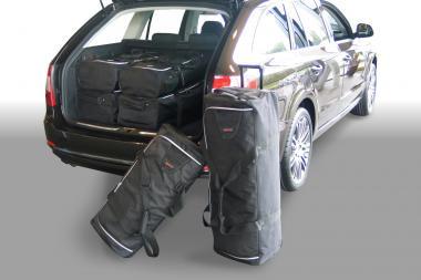 Car-Bags Skoda Superb Reisetaschen-Set II (3T) Combi 2009-2015 | 3x96l + 3x67l