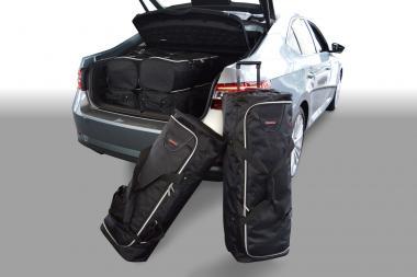Car-Bags Skoda Superb Reisetaschen-Set III (3V) ab 2015 | 3x96l + 3x67l