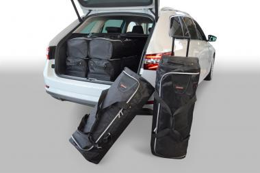 Car-Bags Skoda Superb Reisetaschen-Set III (3V) Combi ab 2015 | 3x96l + 3x67l