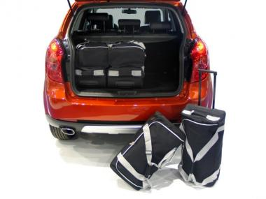 Car-Bags Ssangyong Korando Reisetaschen-Set C ab 2010   3x57l + 3x39l