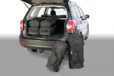 Car-Bags Subaru Forester Reisetaschen-Set (SJ) ab 2013   3x63l + 3x43l