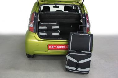 Car-Bags Subaru Justy IV Reisetaschen-Set (M300F) 2007-2011 | 2x45l + 2x25l