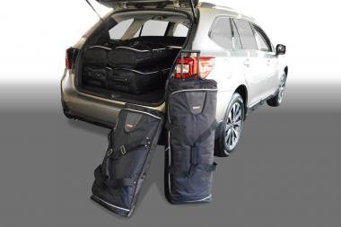 Car-Bags Subaru Outback V Reisetaschen-Set ab 2015 | 3x75l + 3x50l