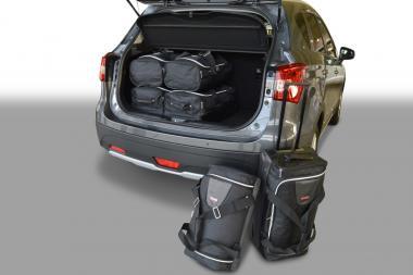 Car-Bags Suzuki SX4 S-Cross Reisetaschen-Set ab 2013 | 3x54l + 3x34l