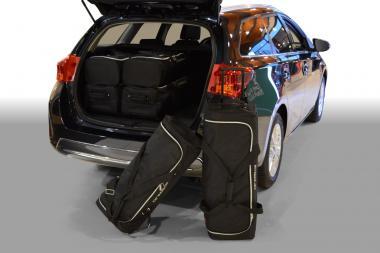 Car-Bags Toyota Auris II TS Reisetaschen-Set ab 2013 | 3x64l + 3x45l