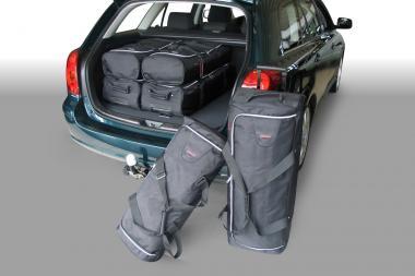 Car-Bags Toyota Avensis Reisetaschen-Set II 2003-2008 | 3x75l + 3x50l