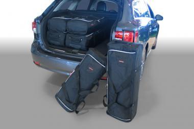 Car-Bags Toyota Avensis Reisetaschen-Set III TS 2008-2015 | 3x75l + 3x50l
