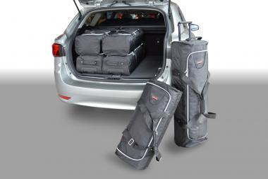 Car-Bags Toyota Avensis Reisetaschen-Set III TS ab 2015 | 3x75l + 3x50l