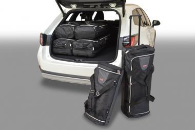 Car-Bags Toyota Corolla Reisetaschen-Set Touring Sports ab 2018 | 3x69l + 3x40l