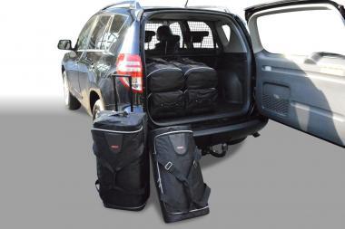 Car-Bags Toyota RAV4 Reisetaschen-Set III (XA30) 2005-2013 | 3x81l + 3x46l