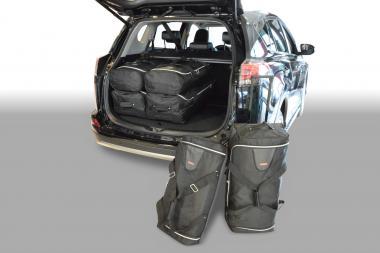 Car-Bags Toyota RAV4 Reisetaschen-Set IV Hybride (XA40) ab 2013 | 3x81l + 3x46l