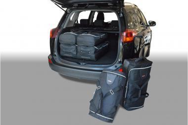 Car-Bags Toyota RAV4 Reisetaschen-Set IV (XA40) ab 2013 | 3x81l + 3x46l