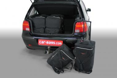 Car-Bags Volkswagen Golf IV Reisetaschen-Set (1J) 1997-2003 | 3x62l + 3x35l