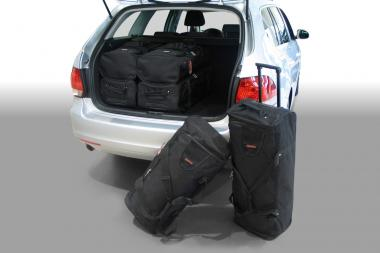 Car-Bags Volkswagen Golf V Reisetaschen-Set (1K) & VI (5K) Variant 2007-2013   3x70l + 3x48l