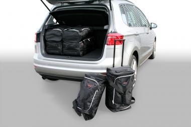 Car-Bags Volkswagen Golf VII Reisetaschen-Set (5G) Sportsvan ab 2014 | 3x47l + 3x29l