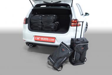 Car-Bags Volkswagen Golf VII Reisetaschen-Set GTE ab 2014 | 3x47l + 3x29l