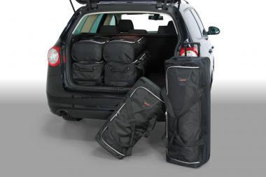 Car-Bags Volkswagen Passat Reisetaschen-Set (B6) Variant 2005-2010 | 3x88l + 3x47l