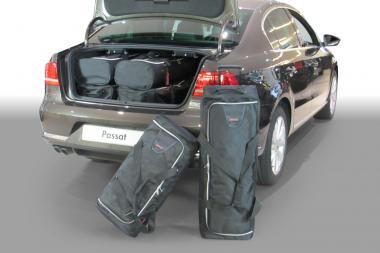 Car-Bags Volkswagen Passat Reisetaschen-Set (B7) 2010-2014 (4T) | 3x88l + 3x47l